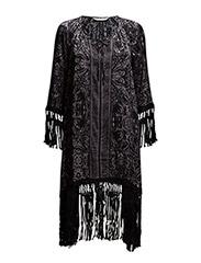 pasadena tunic - ALMOST BLACK
