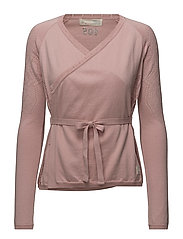 sunday drive cardigan - BRIDAL ROSE