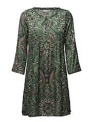 triumph dress - GREEN