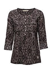 sensation blouse - ASPHALT