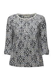 sensation blouse - OFFWHITE
