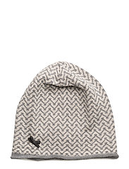 lovely beanie - GREY MELANGE
