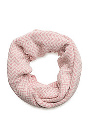 lovely tube scarf - BRIDAL ROSE