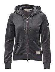 recce jacket - ASPHALT