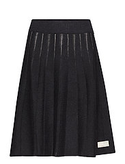 soft pace skirt - CHARCOAL