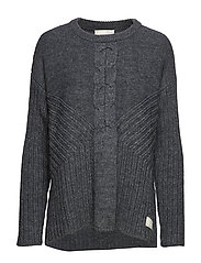 harmony play sweater - ASPHALT