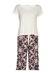 sleepy molly pyjamas set - ASPHALT
