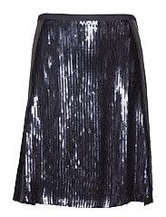 fast lane skirt - ALMOST BLACK