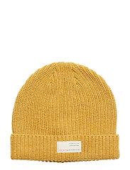 retreat beanie - DUSTY SUNFLOWER
