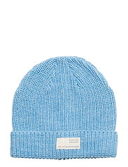 retreat beanie - HERITAGE BLUE