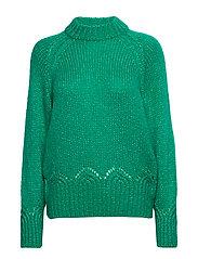 Novelty Sweater - BRIGHT EMERALD
