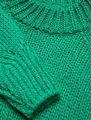 ODD MOLLY - Novelty Sweater - turtlenecks - bright emerald - 3