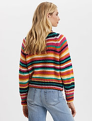 ODD MOLLY - Novelty Stripe Sweater - turtlenecks - multi - 4