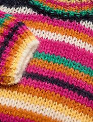 ODD MOLLY - Novelty Stripe Sweater - turtlenecks - multi - 3