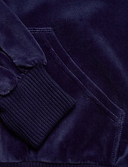 ODD MOLLY - Velouragenius Hood Jacket - pulls à capuche - night sky blue - 4