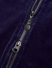 ODD MOLLY - Velouragenius Hood Jacket - pulls à capuche - night sky blue - 5