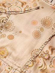 ODD MOLLY - My Kind Of Beautiful Dress - robes midi - light taupe - 3
