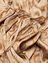 ODD MOLLY - My Kind Of Beautiful Dress - robes midi - light taupe - 4