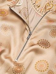 ODD MOLLY - My Kind Of Beautiful Dress - robes midi - light taupe - 5