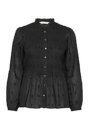 Melinda Blouse - ALMOST BLACK