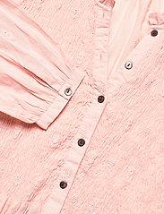 ODD MOLLY - Melinda Blouse - langærmede bluser - smoke rose - 4