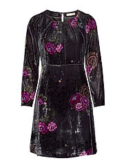 Vera Dress - ASPHALT