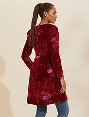 ODD MOLLY - Vera Dress - hverdagskjoler - vivid red - 3