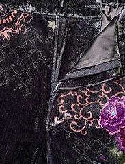 ODD MOLLY - Vera Pants - bukser med brede ben - asphalt - 5
