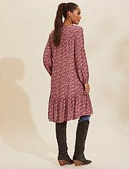 ODD MOLLY - Aria Dress - hverdagskjoler - blush pink - 3