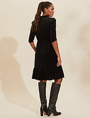 ODD MOLLY - Marion Dress - hverdagskjoler - almost black - 3