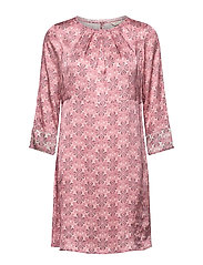 Harper Dress - BLUSH PINK