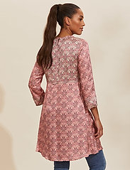 ODD MOLLY - Harper Dress - hverdagskjoler - blush pink - 3