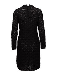 holy molly dress - ALMOST BLACK