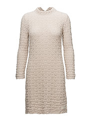 holy molly dress - LIGHT PORCELAIN