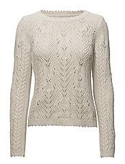 fabulosa sweater - CHALK