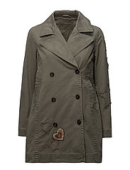 in my arms coat - VINTAGE MILITARY