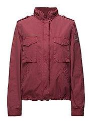 step on it jacket - SANGRIA