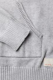240a3413c0f7 ODD MOLLY Hey Baby Hood Sweater (Grey Melange)