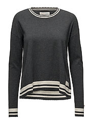 hoower sweater - ALMOST BLACK