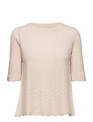 soft pursuit sweater - WARM SHELL