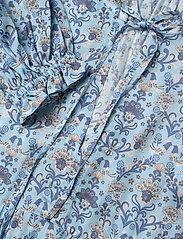ODD MOLLY - Sensational Short Dress - korte kjoler - spring blue - 2