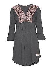 Curious Dress - ASPHALT