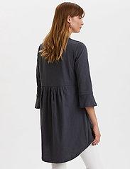 ODD MOLLY - Curious Dress - korte kjoler - asphalt - 3