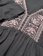 ODD MOLLY - Curious Dress - korte kjoler - asphalt - 4