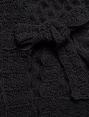 ODD MOLLY - Meryl Wrap Cardigan - cardigans - almost black - 4