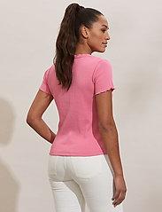 ODD MOLLY - Lynda Top - t-shirts - pink confetti - 3