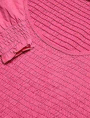 ODD MOLLY - Valerie Top - langærmede bluser - pink fudge - 3