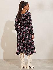 ODD MOLLY - Lisa Dress - hverdagskjoler - pink multi - 3