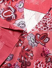 ODD MOLLY - Jacqueline Shirt - langærmede bluser - cranberry - 3