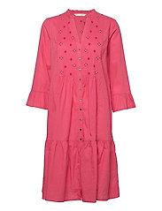 Kayla Dress - PINK FUDGE